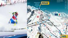 Världens längsta störtloppsbacke planeras på glaciär mellan Zermatt och Cervinia