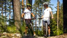 Cykelpremiär i Högbo – Sveriges bästa stigcykling?