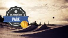 Kläppen har Sveriges bästa park 2020