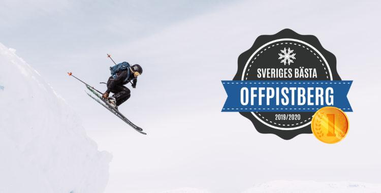 Riksgränsen är Sveriges bästa offpistberg!
