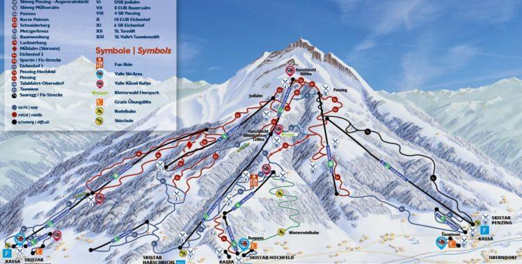 Skistar tänker sälja sin del i den österrikiska skidorten St Johann.