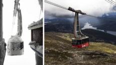 Corona och heta känslor ger Åre kabinbana en extra vinter