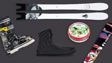 Lista: 5 heta prylnyheter för skidåkare