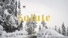 """Ny trailer från Henrik Harlauts 2-årsprojekt """"Salute"""""""