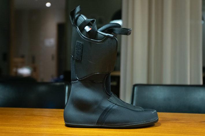 Boots, smala hälar? Hälgrepp? Freeride
