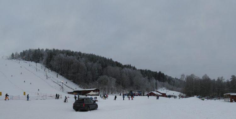 Yxbacken utanför Norrköping ska bli ännu bättre till vintern.