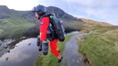 Jet Suit: Framtiden för pistörer och bergsräddning?