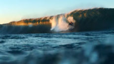 Vacker vågsurfsaga om Östersjön [Freddie Meadows]