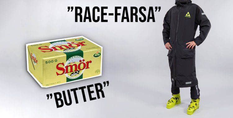 Skidåkartugget, smakar bäst med brynt smör till.