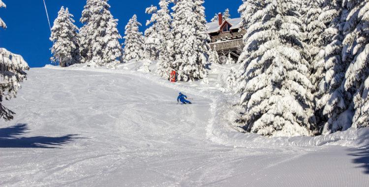 Romme alpin utanför Borlänge begränsar antalet som kan köpa liftkort per dag.