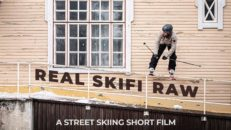 Skrevkrascher, möda och glädje bakom kulisserna med Real Skifi