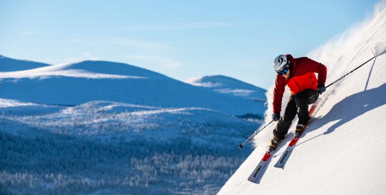 Lofsdalen - Den lilla byn med den stora skidåkningen.