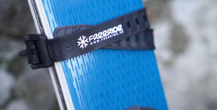 Nu finns det riktigt bra ski straps i vår shop.