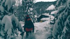 """""""–Mitt starkaste minne är den lilla stugan i Sibirien och snön där"""""""