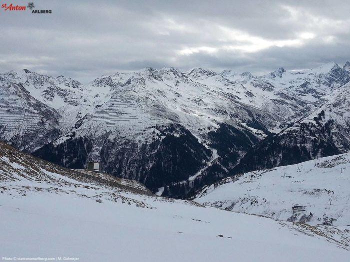 Snöhålet St Anton är inte i fas med sig självt.