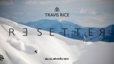 Travis Rice på hemmaplan kring Jackson Hole