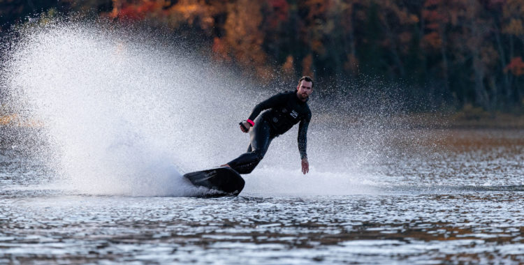 Freeride har testat Awake , elektriska surfbrädor.
