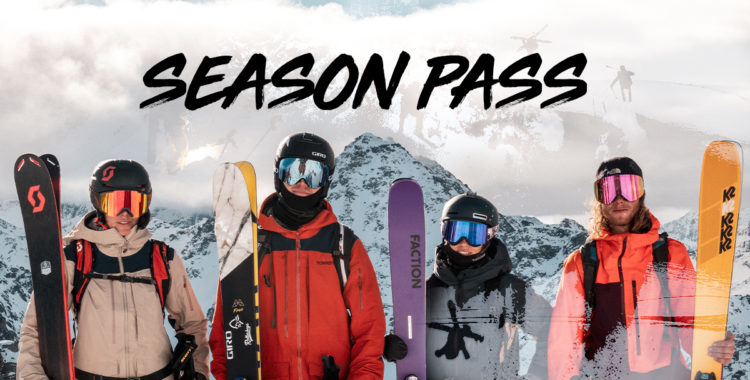 Här ser du alla avsnitt av Season Pass.