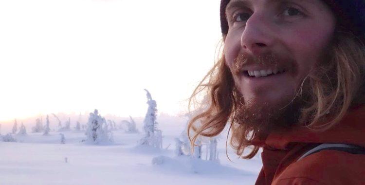 Ny film av Sorsele-bon Jonas Nordenström.