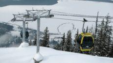 Nordamerikas 10 största fallhöjder i skidorter