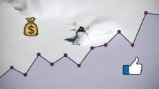 5 tips för att försörja dig på skidåkning