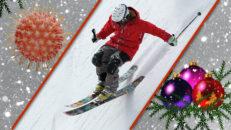 Jul och nyår: Detta gäller för skidresor i Sverige