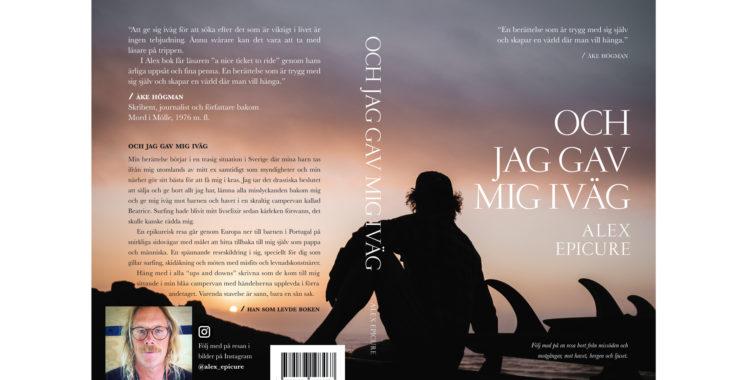 Vi har läst Alex Epicures debutroman.