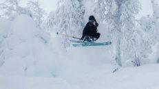 Kittelfjäll: Puderfrossa och raviner i Sveriges godaste friåkningsgryta