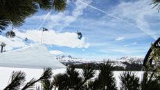 2 meter snö väntas falla i Mammoth Mountain