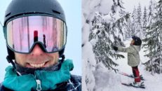 30 procent mer snö i Sälen än normalt
