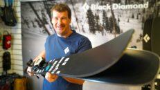 Black Diamond: Helt ny skidserie och världens lättaste transceiver