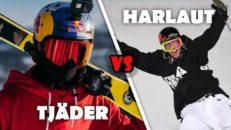 Svenska duellen på X Games: Jesper Tjäder & Henrik Harlaut