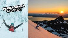 Fototävling: vinn skidresor och skidor