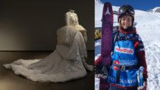 Couture-klänning till minne av Matilda Rapaport Hargin