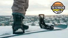 Freeride testar: Burtons gratis snowboardlån (testride) och Step On