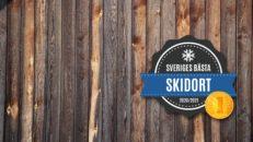 Detta är Sveriges bästa skidort 2021