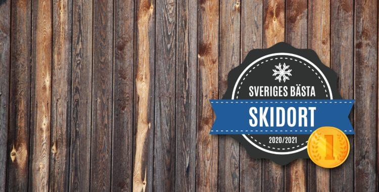 Sveriges bästa skidort 2020/2021.