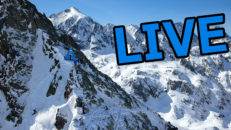 LIVE: Freeride World Tour [Hakuba i Andorra]
