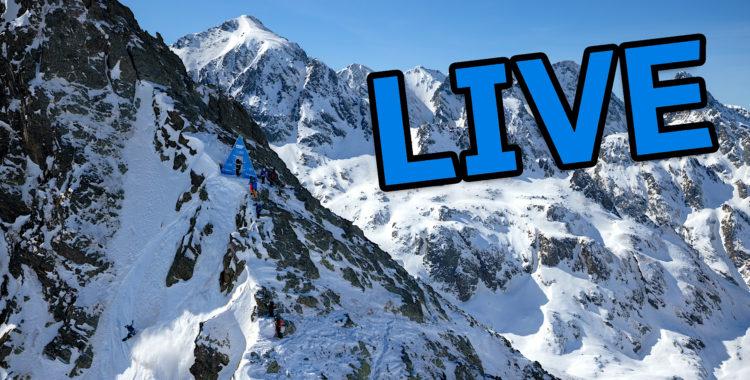 Ny tävling i Andorra på Freeride World Tour.