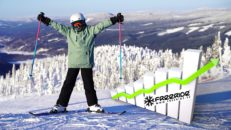 Rekordtrafik på Freeride.se: – Nära en halv miljon unika besökare under januari