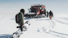 Vinn skidresa med catski i Nordmakedonien