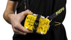 Pieps DSP transceivers: ny säkrare och gratis bärsele