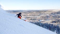 Skidorten med Sälens bästa skidåkning