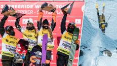 4 vinnaråk och intervjuer från Xtreme Verbier