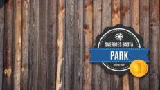 Detta är Sveriges bästa park 2021