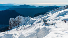 Skidåkning i Slovenien: Krvavec, Vogel och Kanin