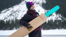Unboxing Norse The Freeride: nytt svenskt skidmärke