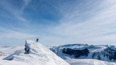 Stora Sarektraversen – Vilda topptursäventyr i lilla Sverige [del 2/2]