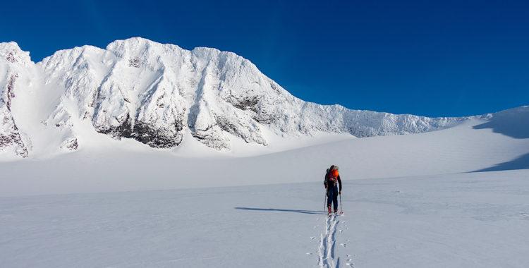 Stora Sarektraversen: Sveriges största alpina äventyr [del 1/2]