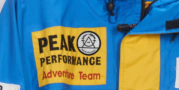 Svenska märket Peak Performance ger sina gamla plagg en renässans.